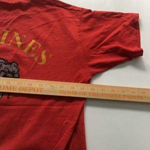 8fd874d5 Vintage Shirts   Marines Usmc Tee 90s 5050 Usa Lxl   Poshmark